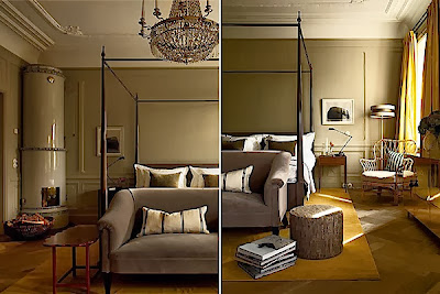 Modern Classic Bedroom Interior Design