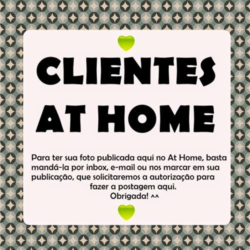 CLIENTES AT HOME