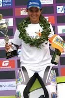TRIAL-Un título mundial más para Laia Sanz
