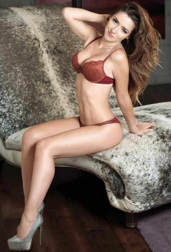 Fotos Ariadne D Az Revista H Para Hombres Enero