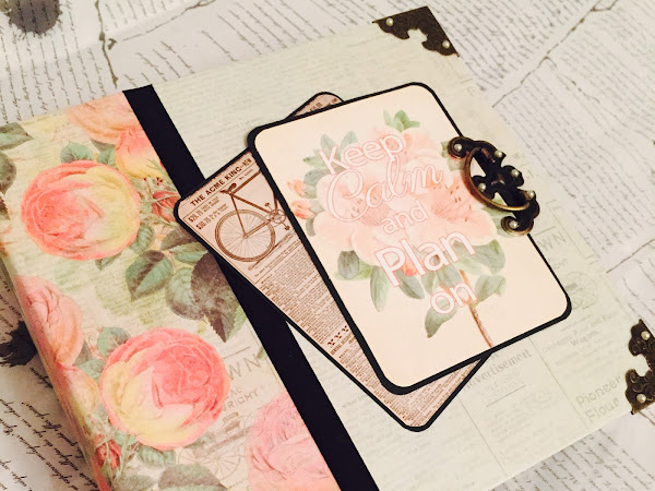 Wedding/Planner Mini Album