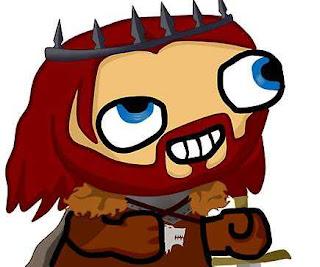 Robb Stark fsjal - Juego de Tronos en los siete reinos