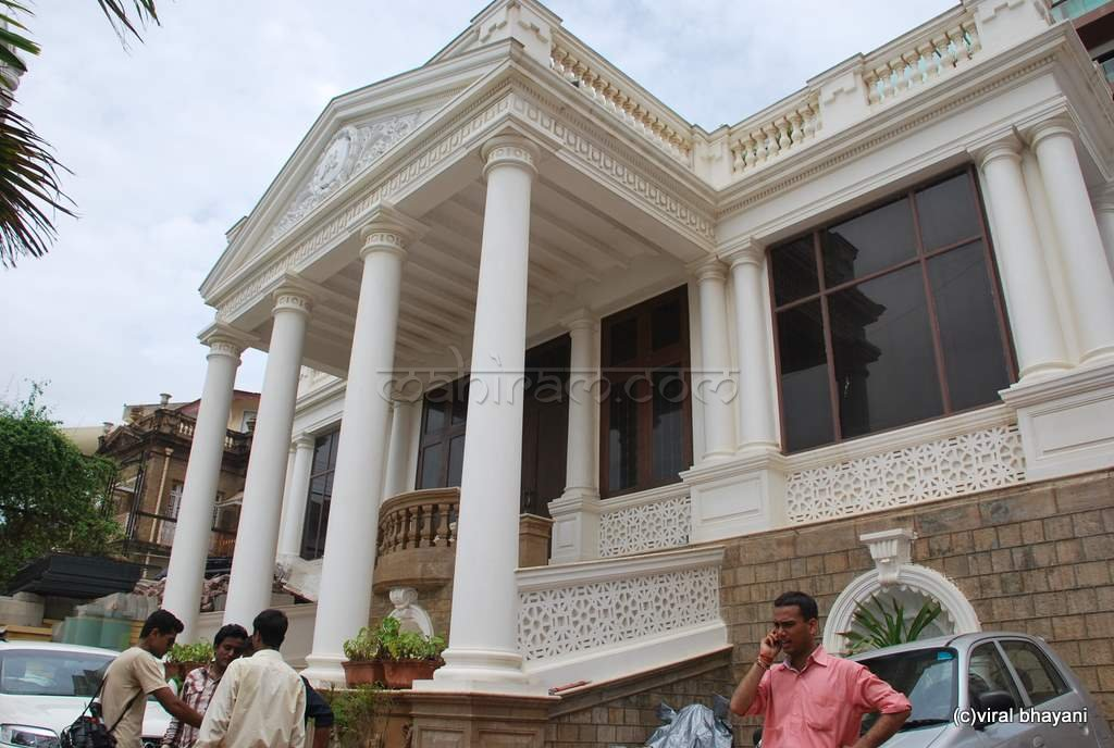 Sharukh Khan House Picture