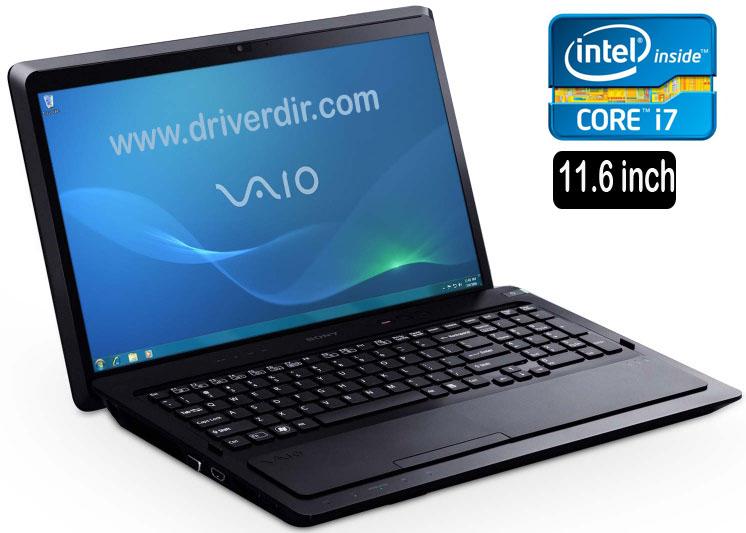 Драйвер wifi для ноутбука sony vaio windows 10