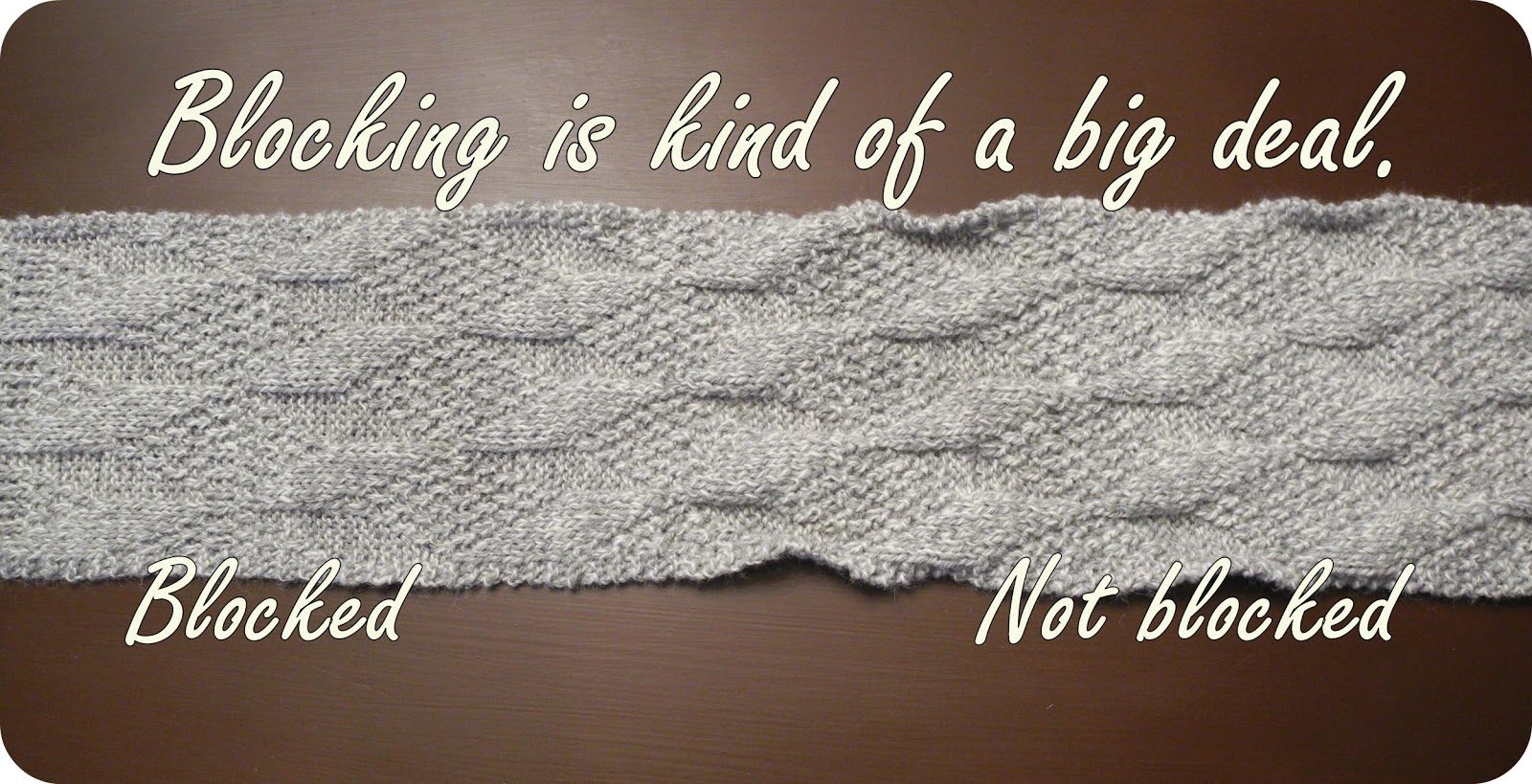 Librarian Tells All: Asherton Scarf in Light Gray Marl Wool ...