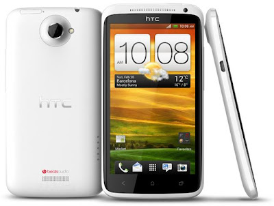 HTC One X, Harga HTC One X, Spesifikasi HTC One X
