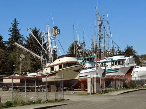 The port of ilwaco washington for Ilwaco wa fishing charters