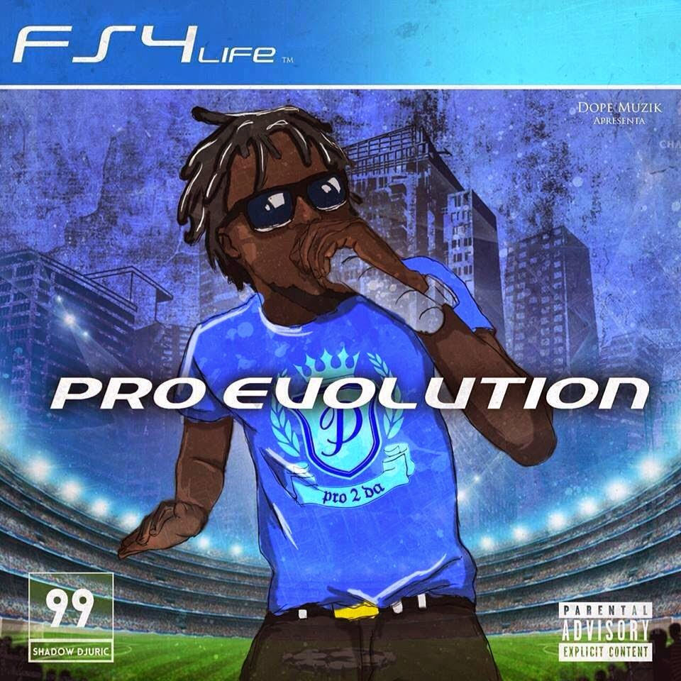 Prodígio - Mixtape Pro-Evolution