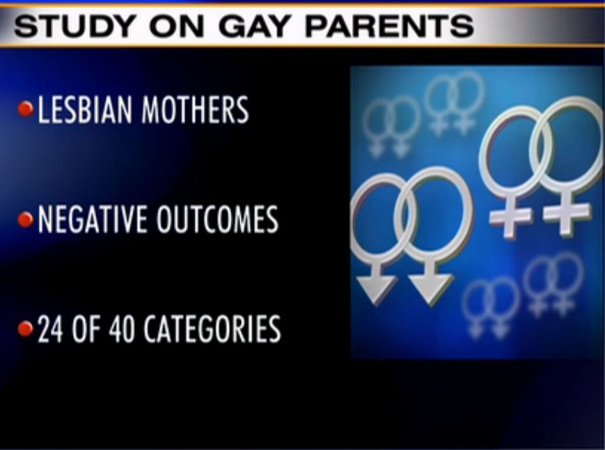 does homosexual parenting have negative effects Children of same-sex couples experience no negative impact over the outcomes of same-sex parenting findings will have a positive effect in.