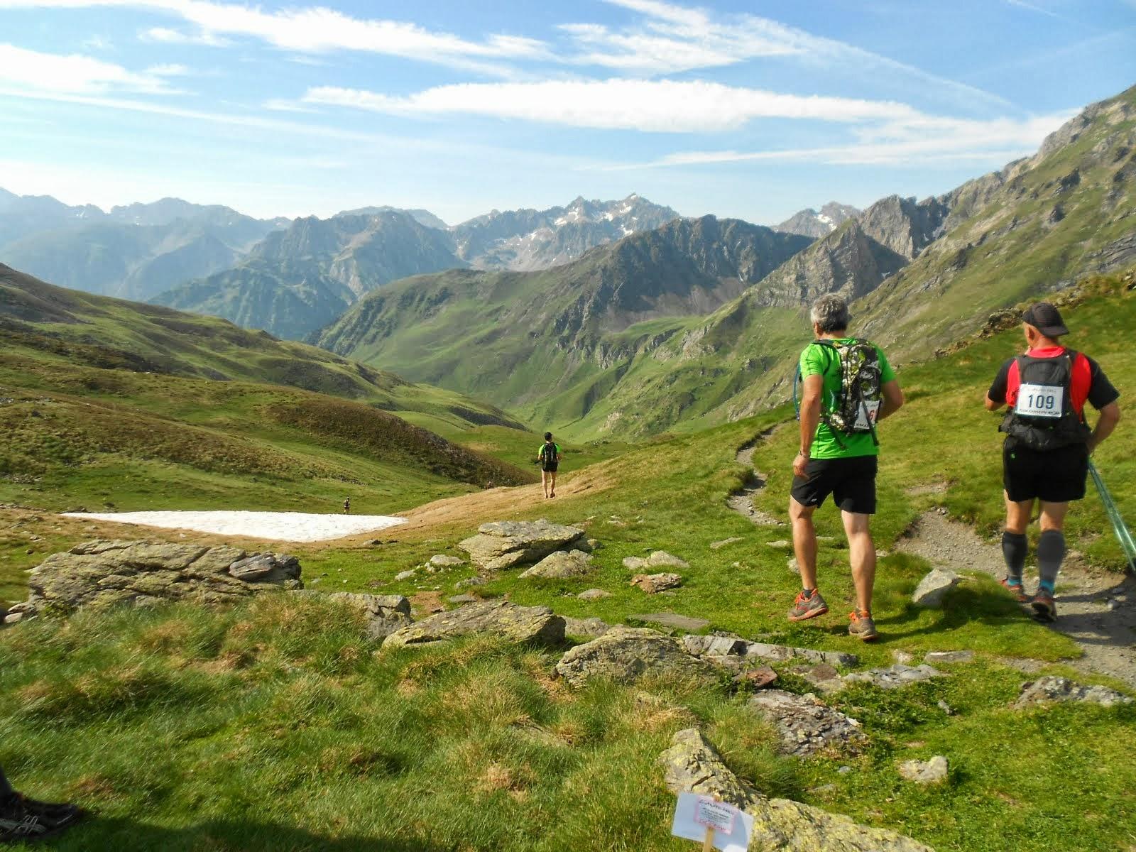 Anéto trail 2012