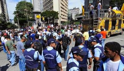 Justiça manda suspender greve da Guarda Municipal de Belo Horizonte (MG)