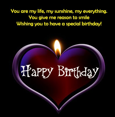 Birthday Wishes SMS for Girlfriends in Hindi