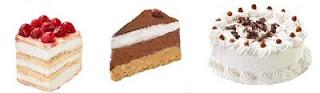 Recetas de pasteles, tartas y entrantes