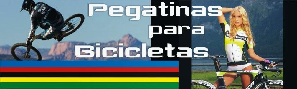 Pegatinas para Bicicletas calcomanias bikes decals autocollants adesivi Fahrrad-Aufkleber