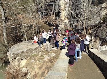 ΚΠΕ Γρεβενών - Σπήλαιο- 3 Μαρτίου 2015
