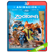 Zootopia (2016) 3D SBS 1080p Audio Dual Latino-Ingles