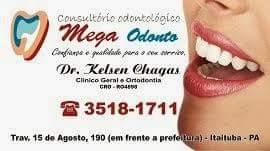 Melhor consultório odontológico de Itaituba-PA.
