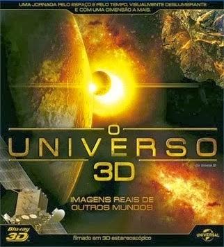 O Universo: Imagens Reais de Outros Mundos – Dublado (2013)