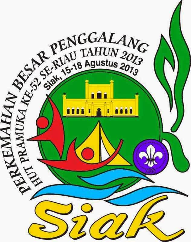 Logo Kemah Hari Pramuka