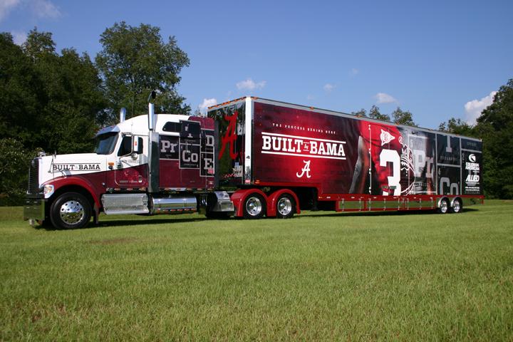 nfl trucking