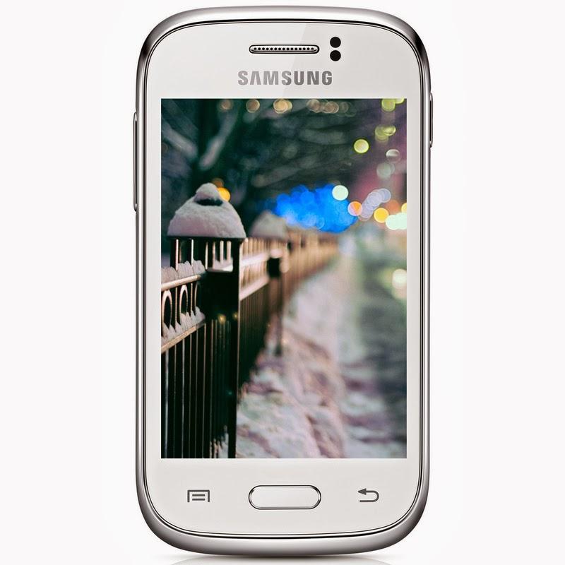 Spesifikasi Dan Harga Samsung Galaxy Young S6310 White Terbaru