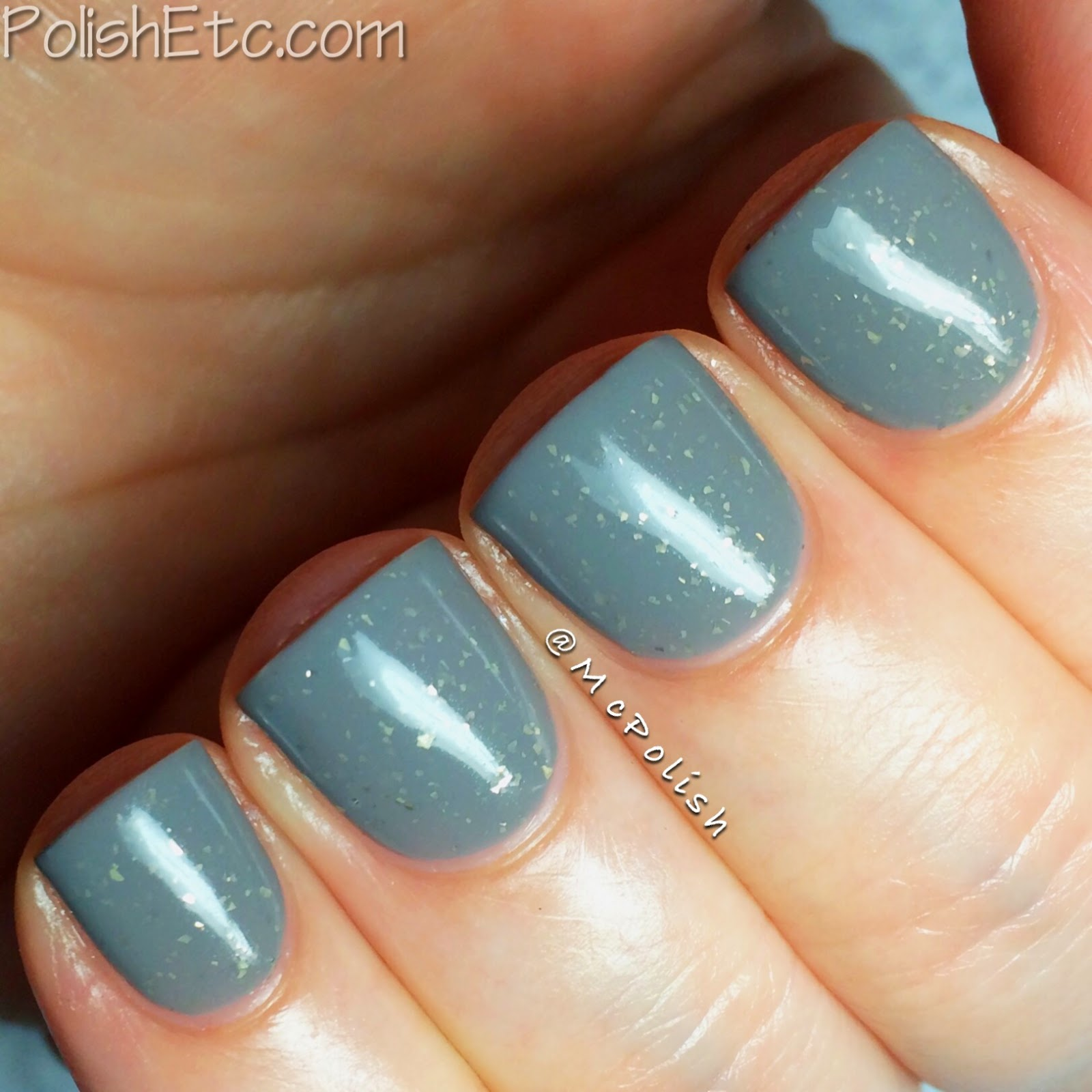 Takko Lacquer - Physical Graffiti - McPolish