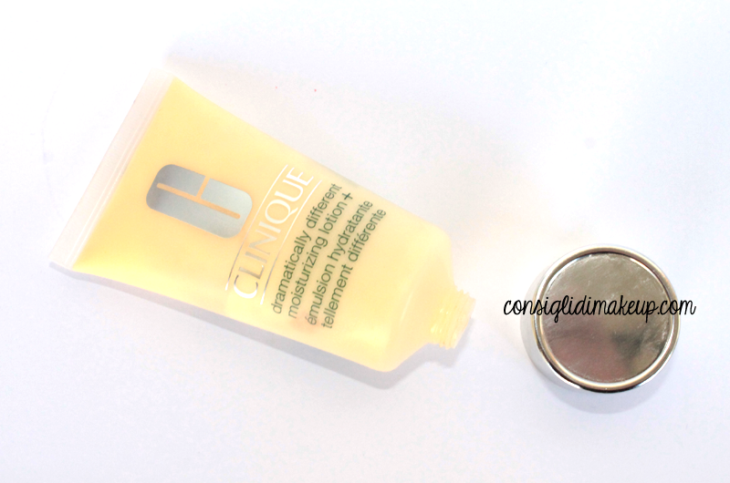 Review: Crema Idratante Dramatically Different - Clinique
