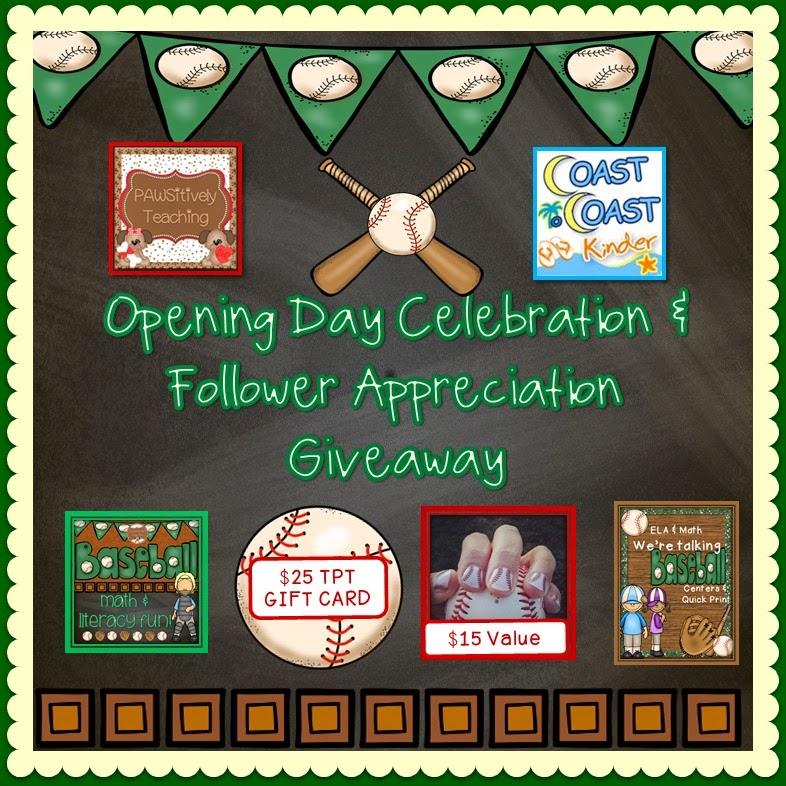http://pawsitivelyteaching.blogspot.com/2014/03/opening-day-celebration-and-follower.html
