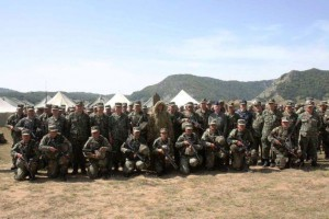 "Albanian Military Execute ""Biza-15"" training exercise"