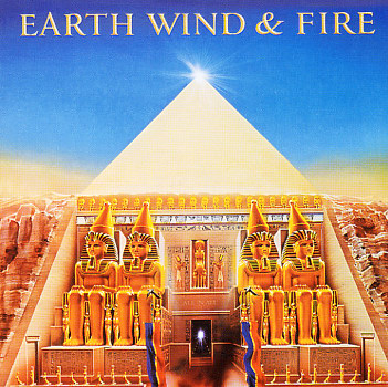 The Cd Project Earth Wind Amp Fire All N All 1977