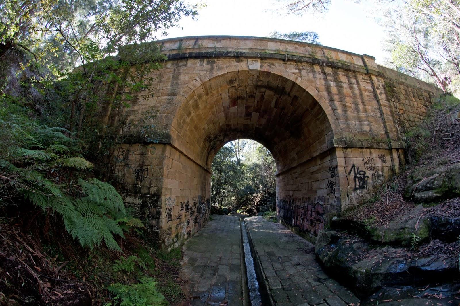Lennox Bridge Car Park