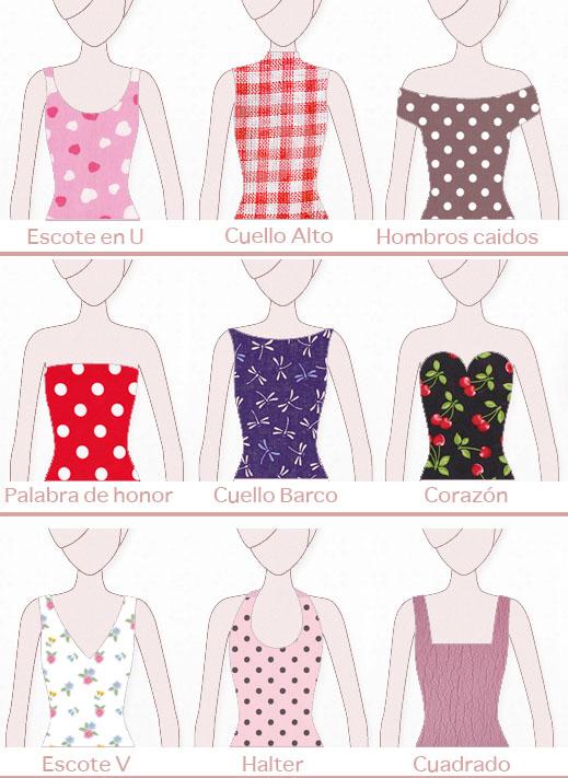 http://www.beautifulbluebrides.com/vestidos-tipos-escotes/