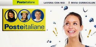 OFFERTE LAVORO POSTE ITALIANE PRIMAVERA 2014 1070  POSTI