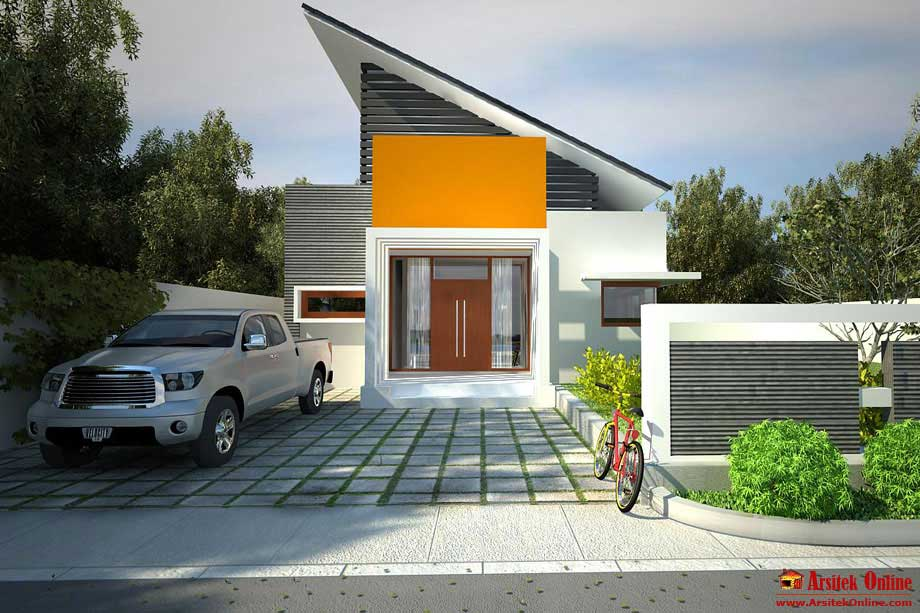 arsitek modern dan klasik