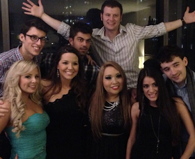 Big Brother Stars Celebrate The New Year