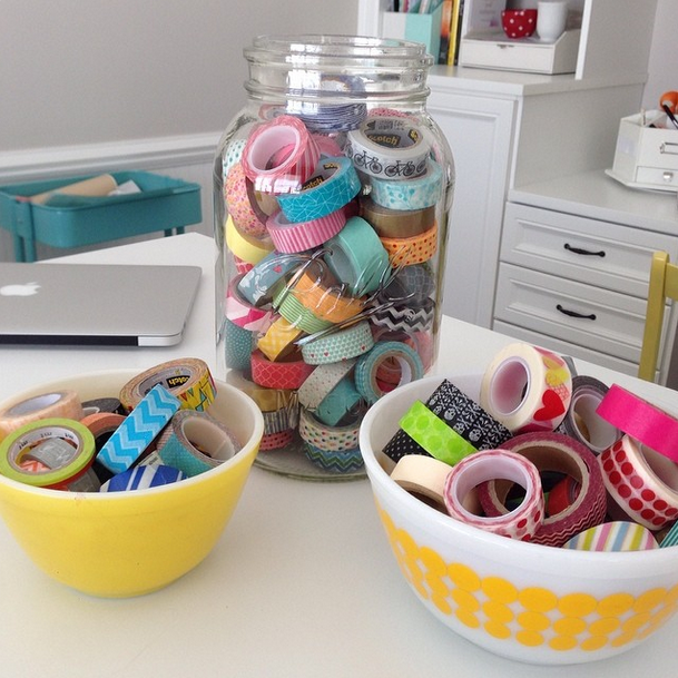 25 Excellent Uses for Washi Tape