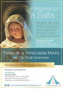 Peregrinación Salta (12/2017)