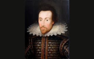 William Shakespeare, the true Bard of Avon