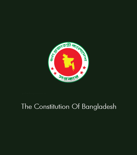 constitution of bangladesh