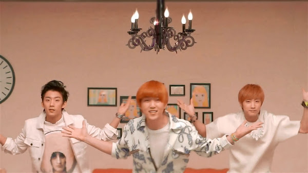 B1A4 Sandeul What's Happening