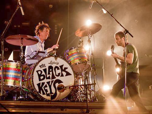 Caravana Lollapalooza RJ - The Black Keys