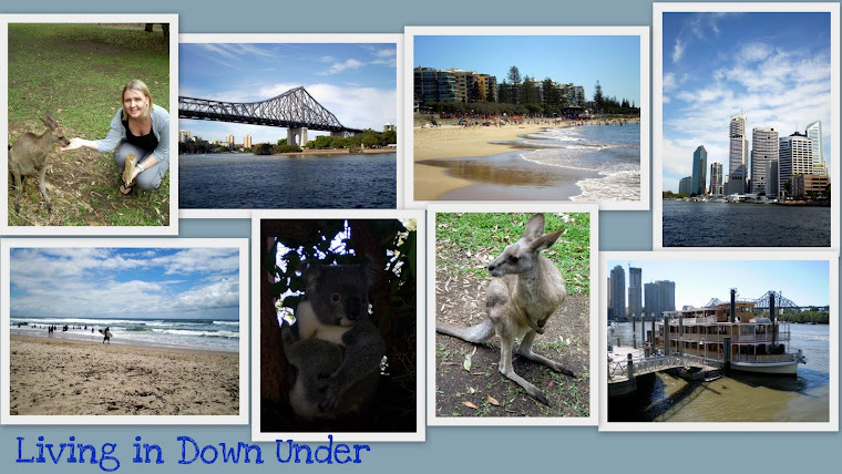 Living in Down Under
