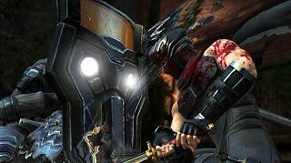 12 New Ninja Gaiden 3 Screenshots