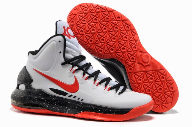 Basketball shoes 2014 kd high top