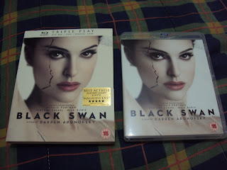 black swan movie blu-ray cover