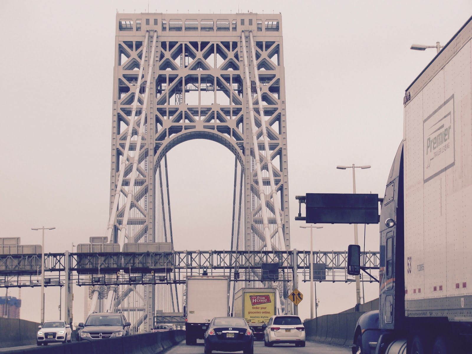 drive by shooting - gwb