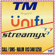 TM Unifi / Streamyx