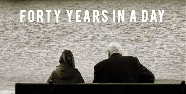 FORTY YEARS IN A DAY | a novel