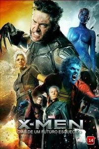 Download X Men Dias de um Futuro Esquecido Avi + Rmvb + 720p + 1080p Dublado Torrent