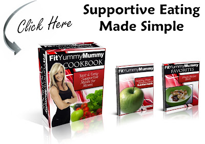 Fit Yummy Mummy Cookbook